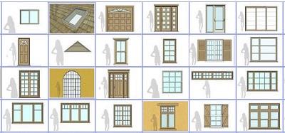 Instant Door and Window