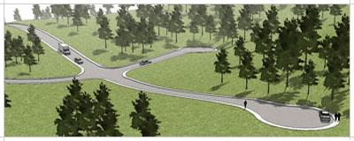 Instant Road